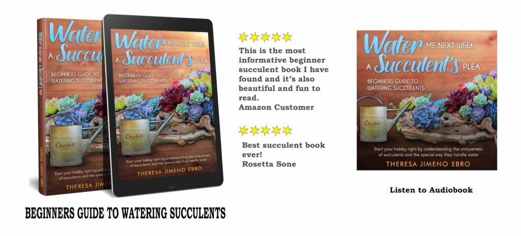 Gardening With Succulents Book